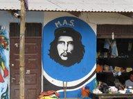 Le Che aux couleurs du MAS